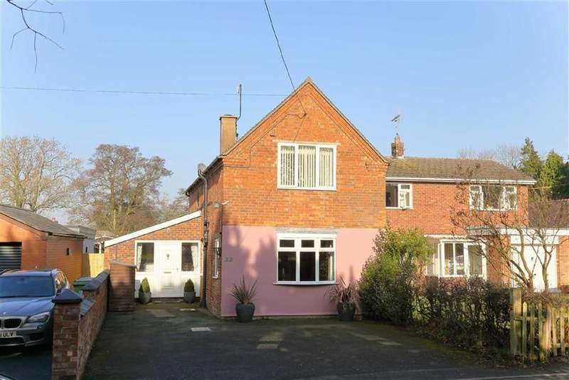 3 Bedrooms Detached House for sale in Mill Street, Prees, SY13