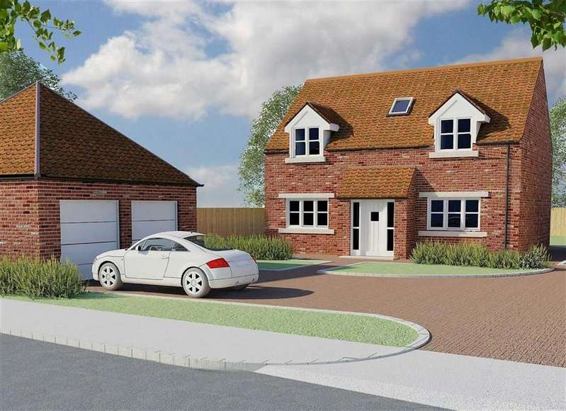 4 Bedrooms Detached House for sale in Main Street, Main Street, Templars Garth, Beeford, East Yorkshire