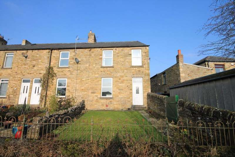 3 Bedrooms Semi Detached House for sale in Lydgate Lane Wolsingham, Bishop Auckland