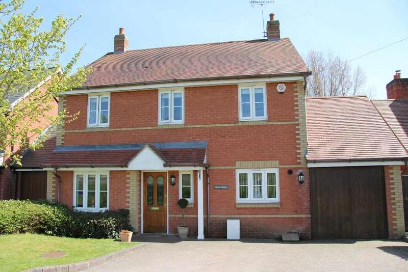 4 Bedrooms Detached House for sale in Tanfield Lane, Wickham, Fareham