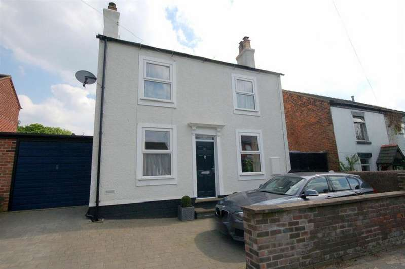 3 Bedrooms Detached House for sale in Lawton Road, Alsager