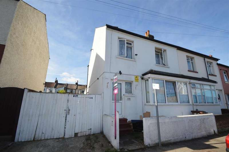 3 Bedrooms End Of Terrace House for sale in Gordon Road, Gillingham