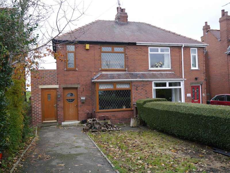 3 Bedrooms Semi Detached House for sale in Whitehall Road, Drighlington, Nr Leeds