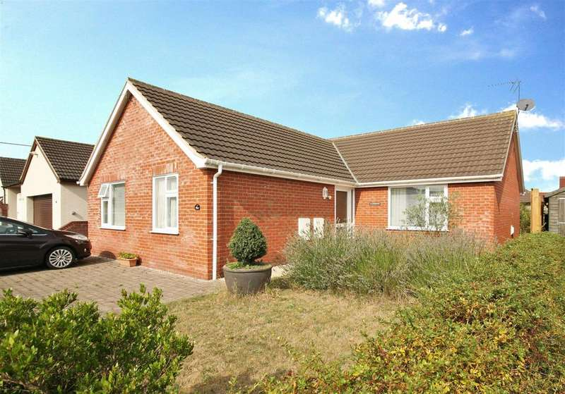 2 Bedrooms Detached Bungalow for sale in Dobbs Lane, Kesgrave, Ipswich