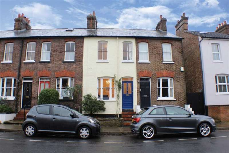3 Bedrooms Terraced House for sale in Cannon Street, St Albans, Hertfordshire