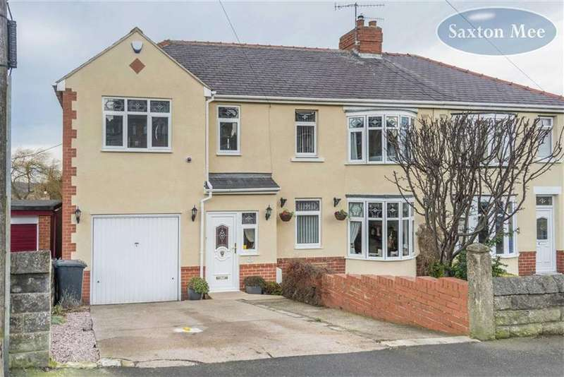 4 Bedrooms Semi Detached House for sale in Stannington Road, Stannington, Sheffield, S6