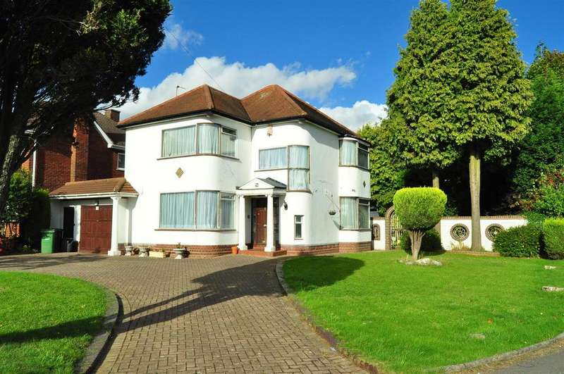 3 Bedrooms Detached House for sale in Carters Lane, Halesowen