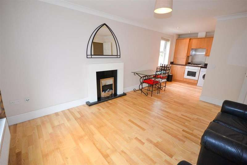2 Bedrooms Apartment Flat for sale in Swan House, Gray Road