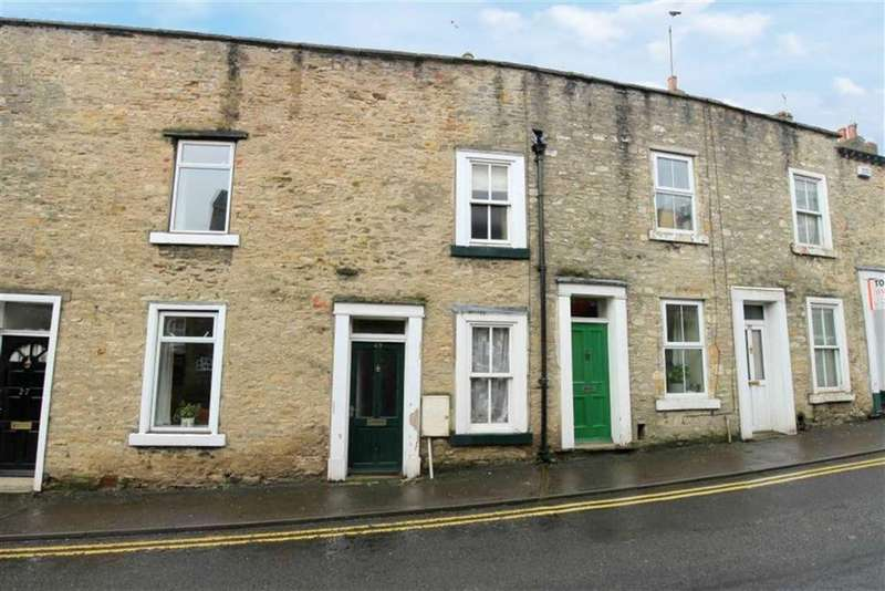 2 Bedrooms Terraced House for sale in Hurgill Road, Richmond, North Yorkshire