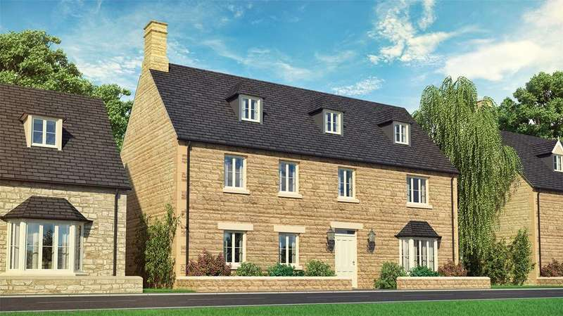 5 Bedrooms Detached House for sale in Church View, Overend, Elton