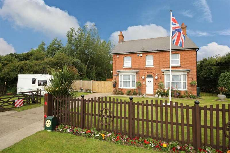 4 Bedrooms Detached House for sale in Westfield, Main Street, Trusthorpe, Lincolnshire