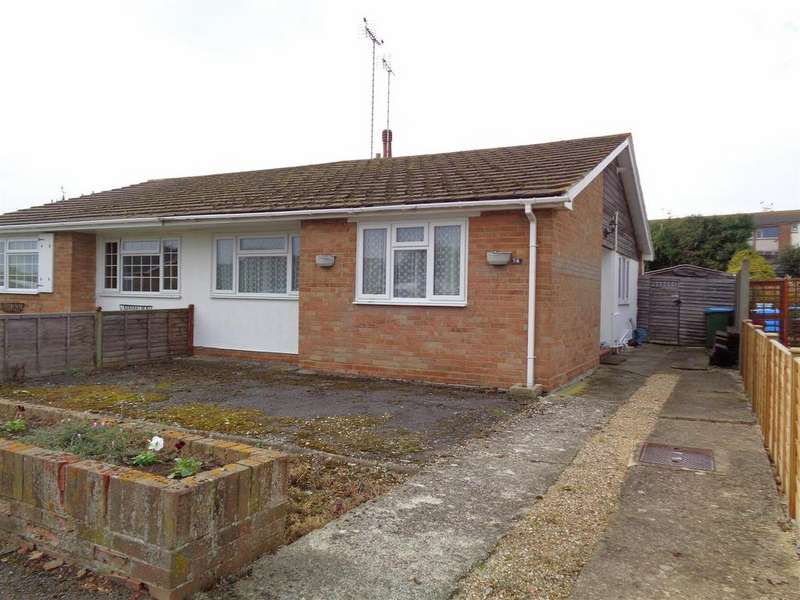 2 Bedrooms Semi Detached Bungalow for sale in Highcroft Crescent, Glenwood Estate