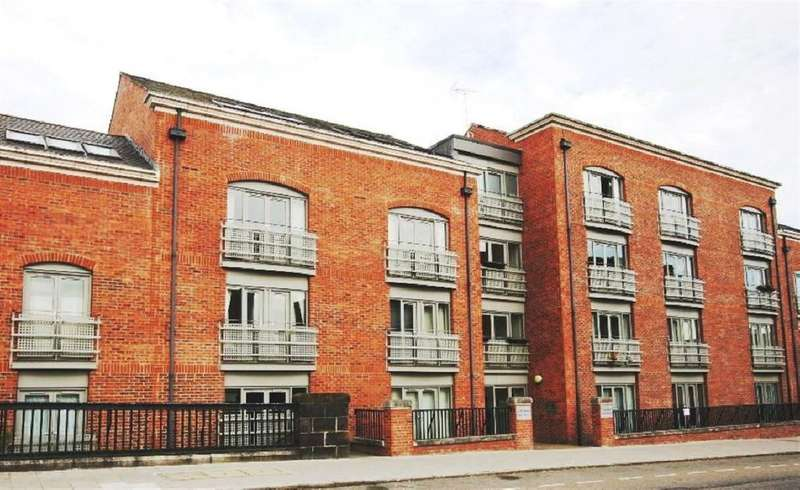 2 Bedrooms Apartment Flat for sale in City Way, Chester City