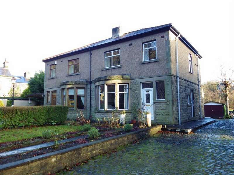 3 Bedrooms Semi Detached House for sale in Burnley Road, Rawtenstall, Rossendale, Lancashire, BB4