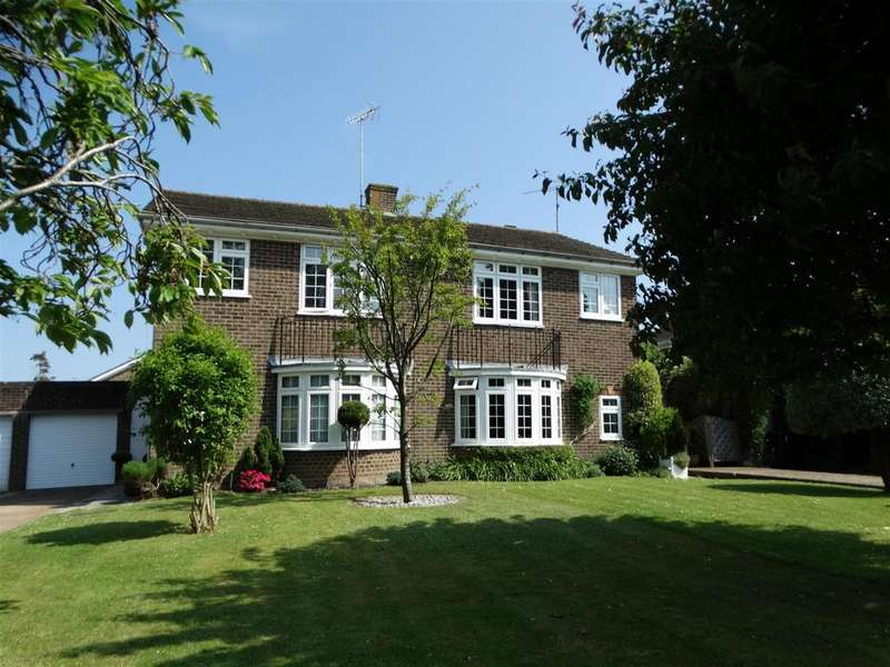 3 Bedrooms Semi Detached House for sale in Silverdale, Hassocks