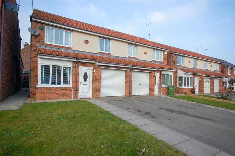 3 Bedrooms Semi Detached House for sale in Highclere Drive, Tunstall Vale, Sunderland