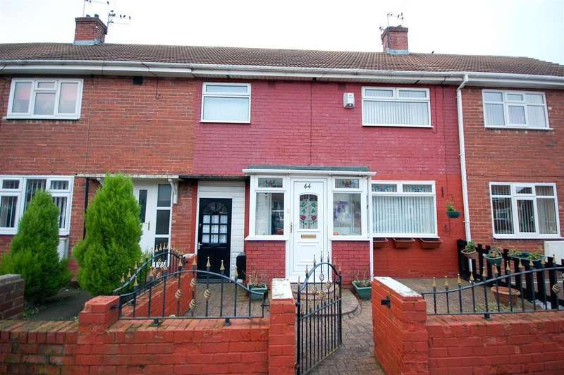 3 Bedrooms Terraced House for sale in Redcar Road, Redhouse, Sunderland