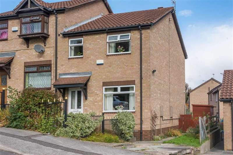3 Bedrooms Semi Detached House for sale in Earldom Road, Burngreave, Sheffield, S4