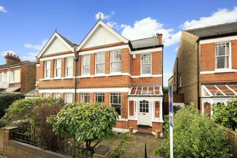 5 Bedrooms Semi Detached House for sale in Langham Road, Teddington. TW11