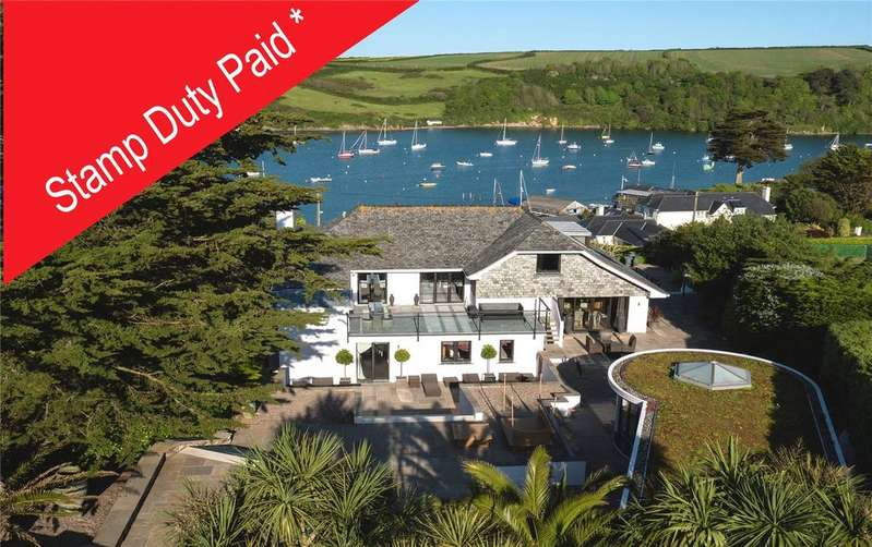 3 Bedrooms House for sale in House One Bedroom Studio, Freshwater Lane, St Mawes, Cornwall, TR2