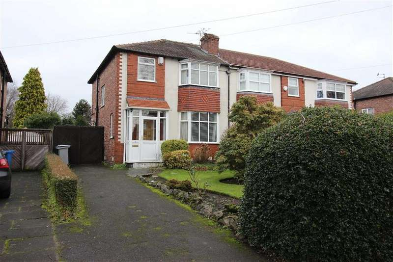 3 Bedrooms Semi Detached House for sale in Stanley Mount, Sale