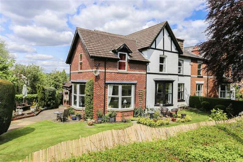 9 Bedrooms Semi Detached House for sale in Station Road, Marple, Cheshire