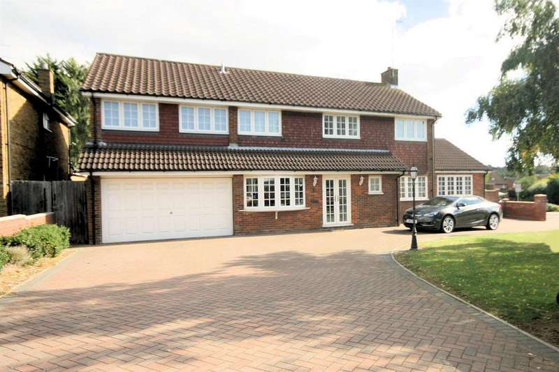 5 Bedrooms Detached House for sale in Ringwood Road, Luton