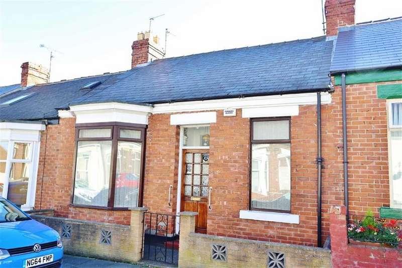 2 Bedrooms Cottage House for sale in Queens Crescent, High Barnes, Sunderland, SR4