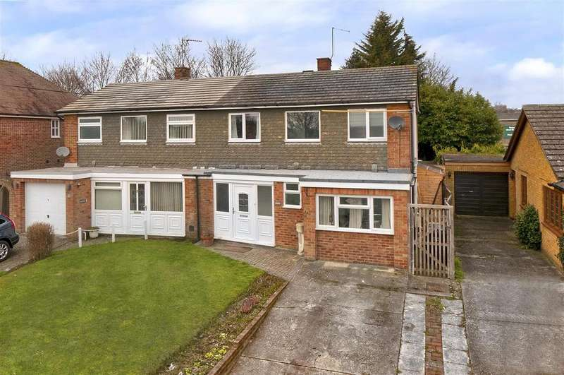 4 Bedrooms Semi Detached House for sale in Old Road, East Peckham