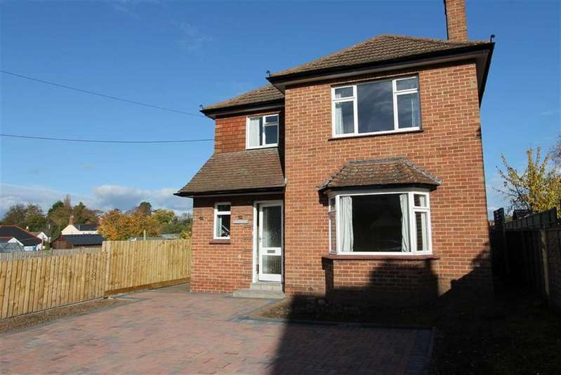3 Bedrooms Detached House for sale in Ross On Wye