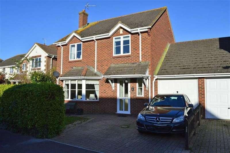 3 Bedrooms Detached House for sale in Railway Drive, Wimborne, Dorset
