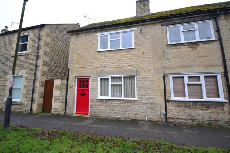 2 Bedrooms End Of Terrace House for sale in Main Street, Barnack, Stamford