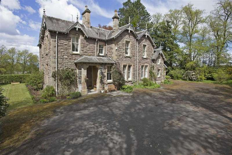 6 Bedrooms Villa House for sale in Muirhall Road, Perth, Perthshire