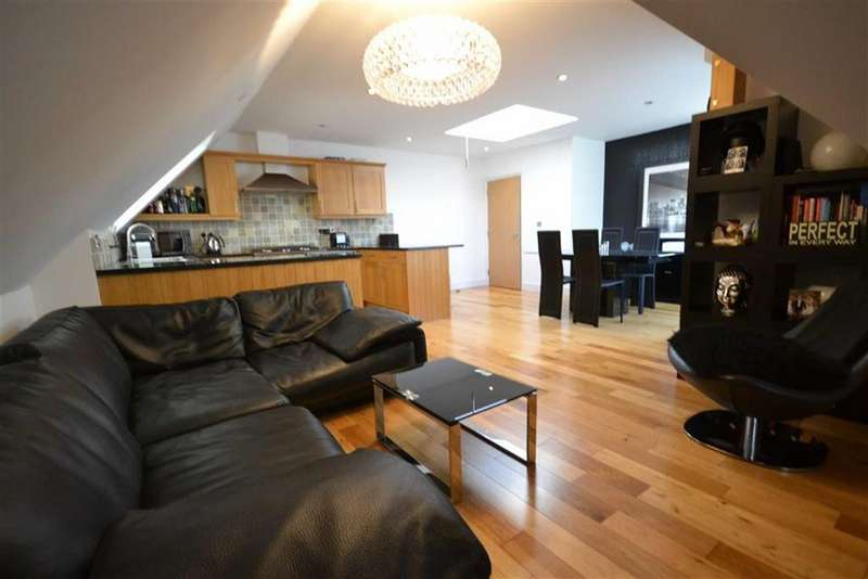 2 Bedrooms Flat for sale in Station Road, New Barnet, Hertfordshire