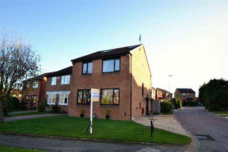 3 Bedrooms House for sale in Canterbury Close, Spennymoor, County Durham