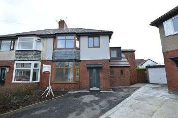4 Bedrooms Semi Detached House for sale in Marlwood Road, Smithills, Bolton BL2