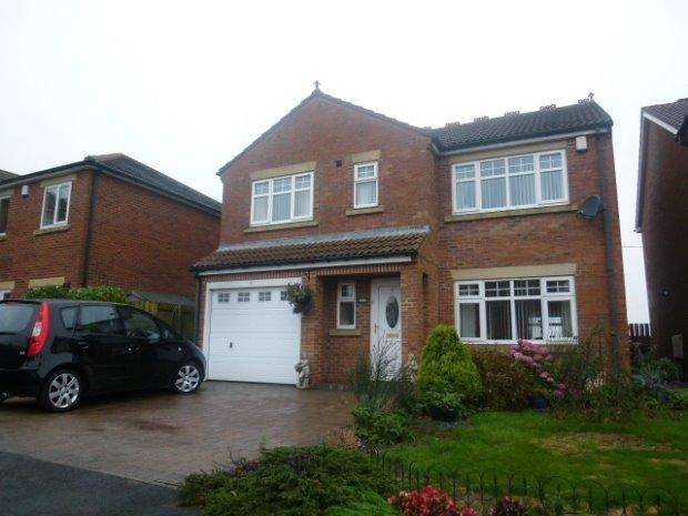 4 Bedrooms Detached House for sale in HARTBUSHES, STATION TOWN, PETERLEE AREA VILLAGES