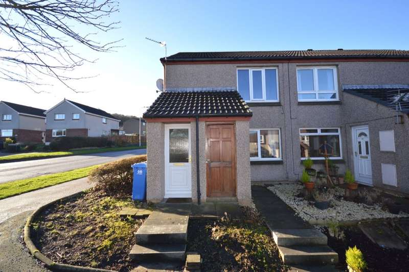 1 Bedroom Semi Detached House for sale in Glencoul Avenue, Dalgety Bay, Dunfermline, KY11