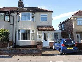 3 Bedrooms Semi Detached House for sale in Utting Avenue, Anfield, Liverpool