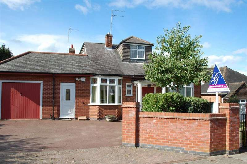 3 Bedrooms Detached Bungalow for sale in Park Hill Drive, Aylestone