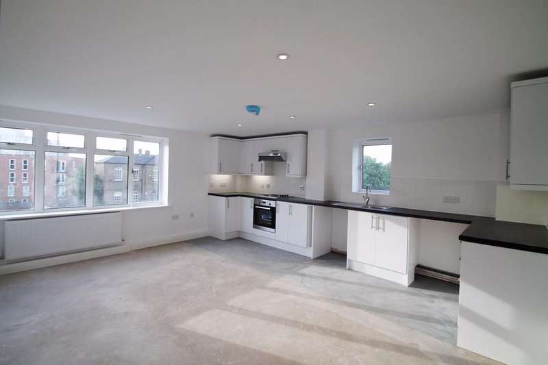 4 Bedrooms Apartment Flat for sale in London Road, Mitcham, Surrey, CR4
