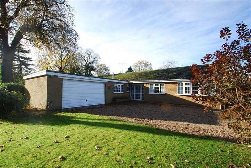 4 Bedrooms Detached Bungalow for sale in Chapel Lane, Sibsey