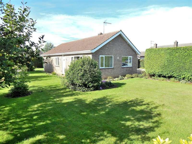 3 Bedrooms Detached Bungalow for sale in Marsh Road, Terrington St. Clement, King's Lynn