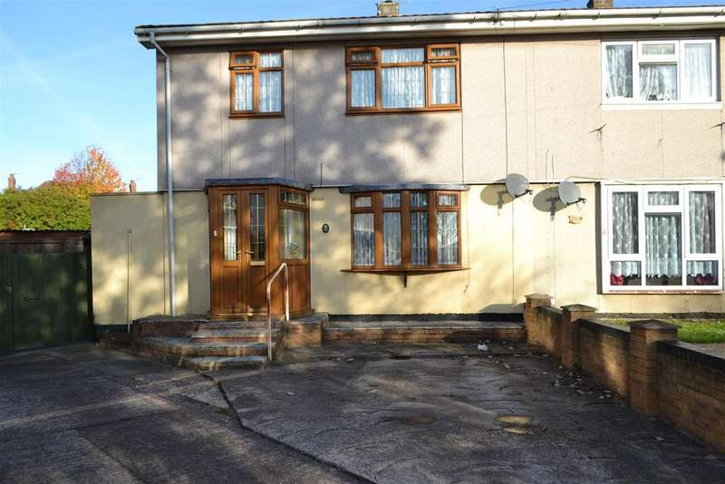 3 Bedrooms House for sale in Chestnut Place, Walsall