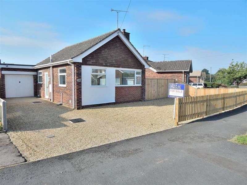 2 Bedrooms Detached Bungalow for sale in South Moor Drive, Heacham, King's Lynn