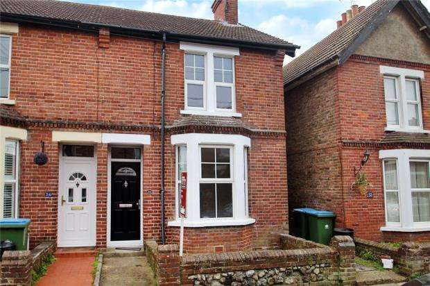 2 Bedrooms End Of Terrace House for sale in Stanhope Road, Littlehampton, BN17