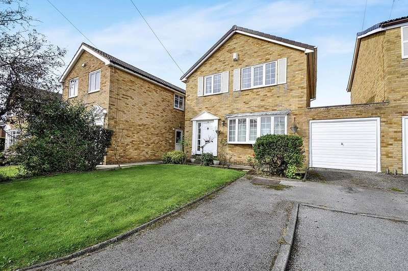4 Bedrooms Detached House for sale in Ashdyke Close, Darton, Barnsley, S75