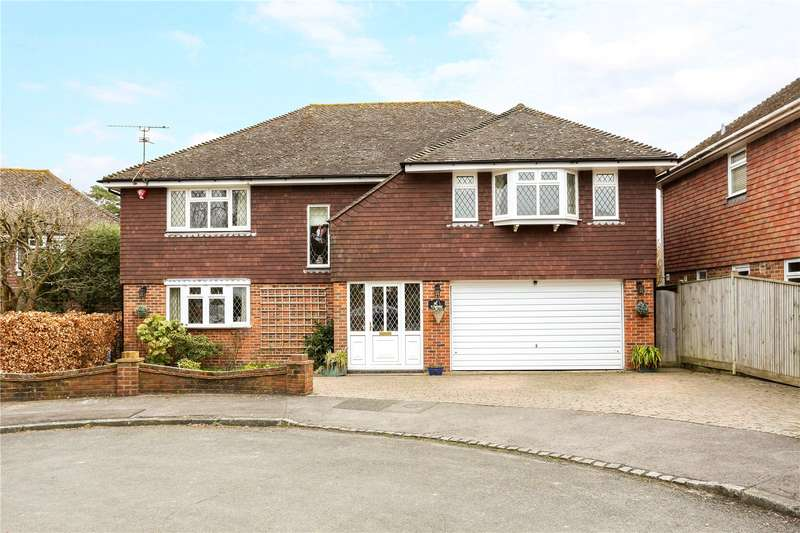 4 Bedrooms Detached House for sale in St. Georges Place, Hurstpierpoint, West Sussex, BN6