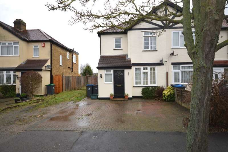 3 Bedrooms Property for sale in Maltby Road, Chessington, KT9