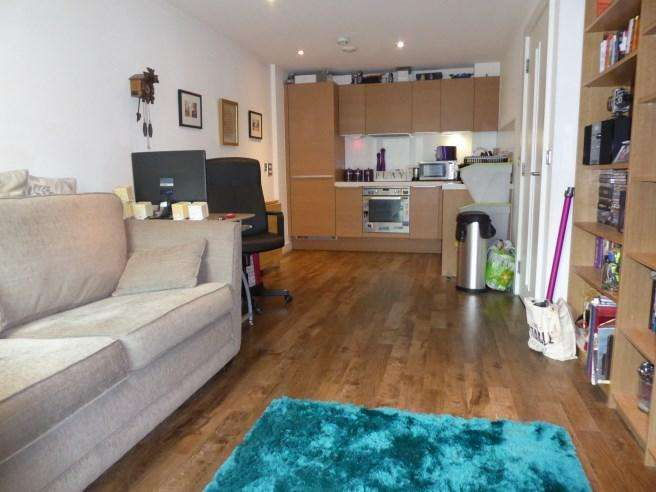 1 Bedroom Apartment Flat for sale in Sirius (Orion Building), Navigation Street, Birmingham B5